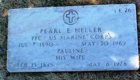HELLER, PEARL ELSWORTH - Yavapai County, Arizona | PEARL ELSWORTH HELLER - Arizona Gravestone Photos