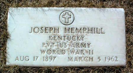 HEMPHILL, JOSEPH - Yavapai County, Arizona | JOSEPH HEMPHILL - Arizona Gravestone Photos