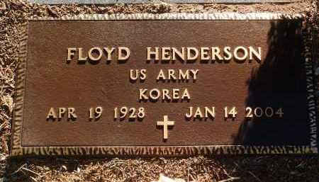 HENDERSON, FLOYD - Yavapai County, Arizona | FLOYD HENDERSON - Arizona Gravestone Photos