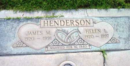 HENDERSON, HELEN L. - Yavapai County, Arizona | HELEN L. HENDERSON - Arizona Gravestone Photos