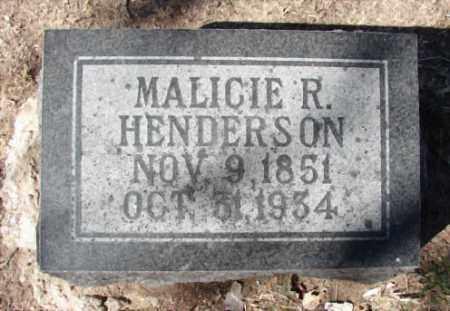 HENDERSON, ELIZABETH MELISSA - Yavapai County, Arizona | ELIZABETH MELISSA HENDERSON - Arizona Gravestone Photos
