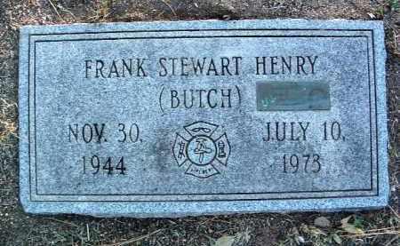 HENRY, FRANK STEWART - Yavapai County, Arizona | FRANK STEWART HENRY - Arizona Gravestone Photos