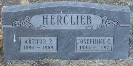 HERCLIEB, JOSEPHINE C. - Yavapai County, Arizona | JOSEPHINE C. HERCLIEB - Arizona Gravestone Photos