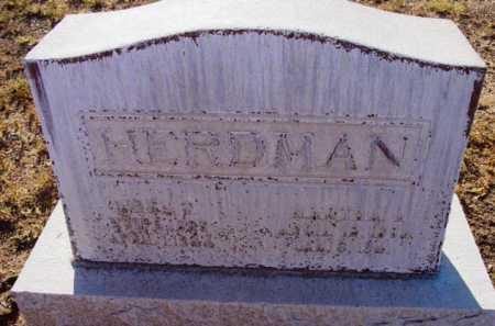 HERDMAN, WREN THOMPSON - Yavapai County, Arizona | WREN THOMPSON HERDMAN - Arizona Gravestone Photos