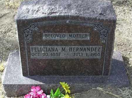 HERNANDEZ, FELICIANA M. - Yavapai County, Arizona   FELICIANA M. HERNANDEZ - Arizona Gravestone Photos