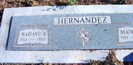 HERNANDEZ, MARIANO R. - Yavapai County, Arizona   MARIANO R. HERNANDEZ - Arizona Gravestone Photos