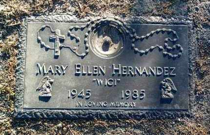 HERNANDEZ, MARY ELLEN - Yavapai County, Arizona | MARY ELLEN HERNANDEZ - Arizona Gravestone Photos