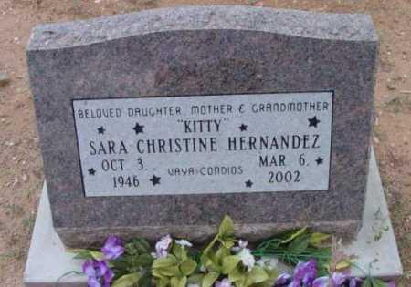 HERNANDEZ, SARA C. - Yavapai County, Arizona   SARA C. HERNANDEZ - Arizona Gravestone Photos