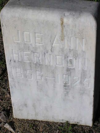 HERNDON, JOE ANN - Yavapai County, Arizona   JOE ANN HERNDON - Arizona Gravestone Photos