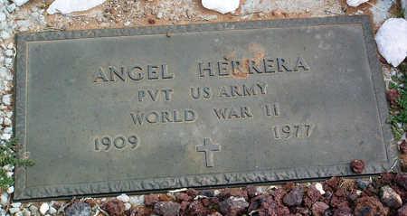 HERRERA, ANGEL - Yavapai County, Arizona   ANGEL HERRERA - Arizona Gravestone Photos