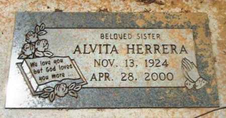 HERRERA, ALVITA - Yavapai County, Arizona | ALVITA HERRERA - Arizona Gravestone Photos