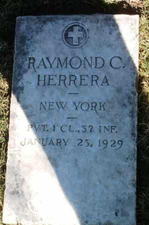 HERRERA, RAYMOND C. - Yavapai County, Arizona | RAYMOND C. HERRERA - Arizona Gravestone Photos