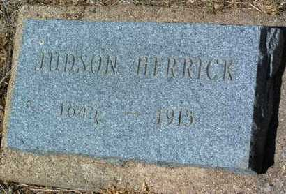 HERRICK, JUDSON - Yavapai County, Arizona | JUDSON HERRICK - Arizona Gravestone Photos