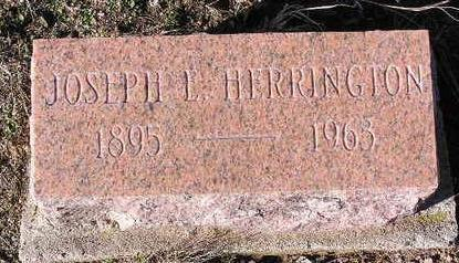 HERRINGTON, JOSEPH E. - Yavapai County, Arizona | JOSEPH E. HERRINGTON - Arizona Gravestone Photos