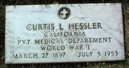 HESSLER, CURTIS L. - Yavapai County, Arizona | CURTIS L. HESSLER - Arizona Gravestone Photos