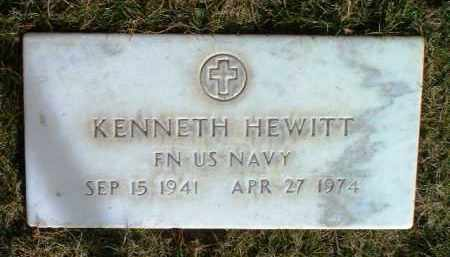 HEWITT, KENNETH - Yavapai County, Arizona   KENNETH HEWITT - Arizona Gravestone Photos