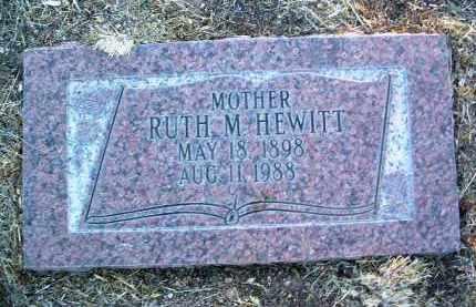 ALLEN HEWITT, RUTH MAY - Yavapai County, Arizona | RUTH MAY ALLEN HEWITT - Arizona Gravestone Photos