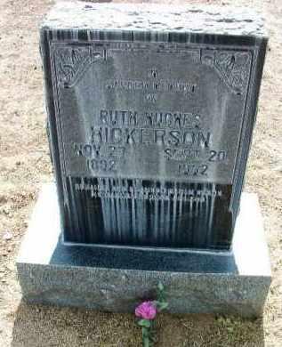 HICKERSON, BARBARA RUTH - Yavapai County, Arizona | BARBARA RUTH HICKERSON - Arizona Gravestone Photos