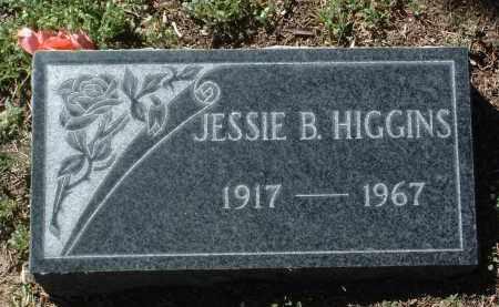 HIGGINS, JESSIE BELLE - Yavapai County, Arizona | JESSIE BELLE HIGGINS - Arizona Gravestone Photos