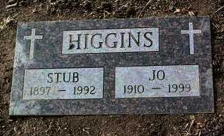 HIGGINS, MAJOR M. (STUB) - Yavapai County, Arizona | MAJOR M. (STUB) HIGGINS - Arizona Gravestone Photos