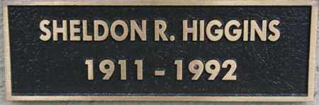 HIGGINS, SHELDON ROY - Yavapai County, Arizona | SHELDON ROY HIGGINS - Arizona Gravestone Photos
