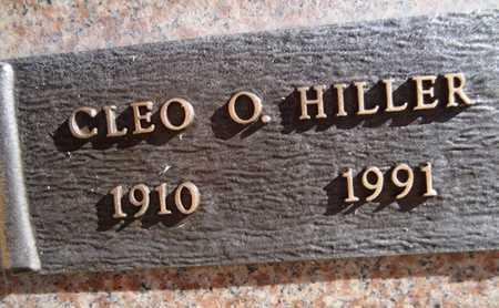 HILLER, CLEO OLVA - Yavapai County, Arizona | CLEO OLVA HILLER - Arizona Gravestone Photos