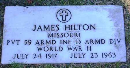 HILTON, JAMES - Yavapai County, Arizona | JAMES HILTON - Arizona Gravestone Photos