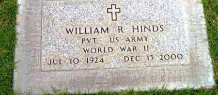 HINDS, WILLIAM R. - Yavapai County, Arizona | WILLIAM R. HINDS - Arizona Gravestone Photos