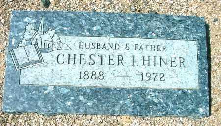 HINER, CHESTER IRA - Yavapai County, Arizona | CHESTER IRA HINER - Arizona Gravestone Photos
