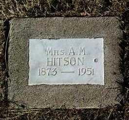 HAVILAND HITSON, AMY MAY - Yavapai County, Arizona | AMY MAY HAVILAND HITSON - Arizona Gravestone Photos
