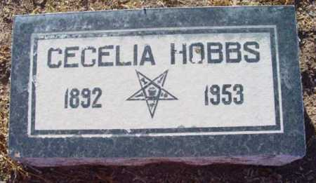 HOBBS, CECELIA - Yavapai County, Arizona | CECELIA HOBBS - Arizona Gravestone Photos