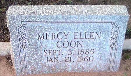 HODSON COON, MERCY ELLEN - Yavapai County, Arizona | MERCY ELLEN HODSON COON - Arizona Gravestone Photos