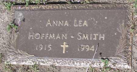 HOFFMAN - SMITH, ANNA LEA - Yavapai County, Arizona   ANNA LEA HOFFMAN - SMITH - Arizona Gravestone Photos