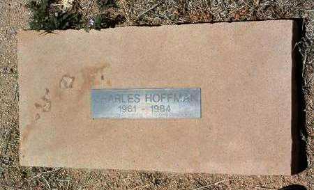 HOFFMAN, CHARLES WAYNE - Yavapai County, Arizona   CHARLES WAYNE HOFFMAN - Arizona Gravestone Photos