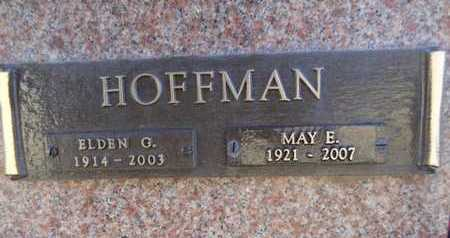 HOFFMAN, ELDEN G. - Yavapai County, Arizona | ELDEN G. HOFFMAN - Arizona Gravestone Photos