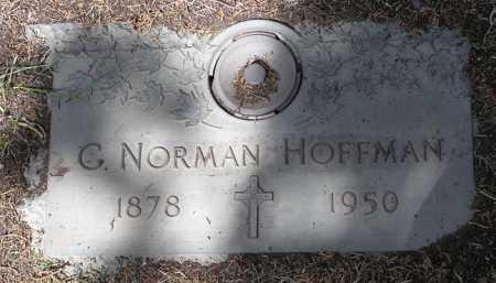HOFFMAN, GEORGE NORMAN - Yavapai County, Arizona | GEORGE NORMAN HOFFMAN - Arizona Gravestone Photos