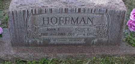 HOFFMAN, OLIVE R. - Yavapai County, Arizona | OLIVE R. HOFFMAN - Arizona Gravestone Photos