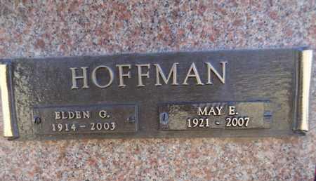 HOFFMAN, MAY E. - Yavapai County, Arizona | MAY E. HOFFMAN - Arizona Gravestone Photos