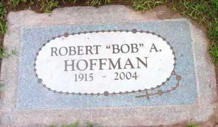 HOFFMAN, ROBERT A.  (BOB) - Yavapai County, Arizona | ROBERT A.  (BOB) HOFFMAN - Arizona Gravestone Photos