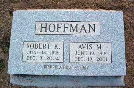 HOFFMAN, ROBERT KENDALL - Yavapai County, Arizona | ROBERT KENDALL HOFFMAN - Arizona Gravestone Photos