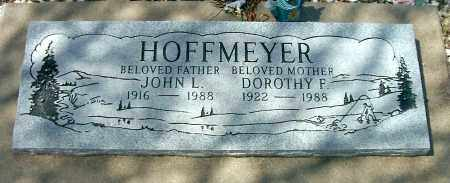 HOFFMEYER, DOROTHY FLORENCE - Yavapai County, Arizona | DOROTHY FLORENCE HOFFMEYER - Arizona Gravestone Photos