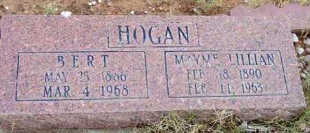 HOGAN, BERT - Yavapai County, Arizona | BERT HOGAN - Arizona Gravestone Photos