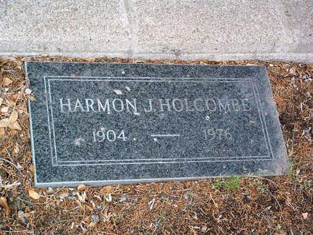 HOLCOMBE, HARMON JAMES - Yavapai County, Arizona | HARMON JAMES HOLCOMBE - Arizona Gravestone Photos