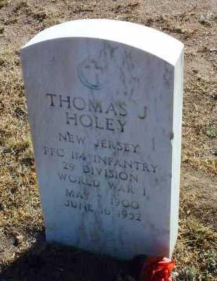 HOLEY, THOMAS J. - Yavapai County, Arizona   THOMAS J. HOLEY - Arizona Gravestone Photos