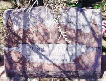 O'NEILL HOLLAMON, VERA - Yavapai County, Arizona | VERA O'NEILL HOLLAMON - Arizona Gravestone Photos