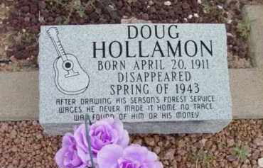 HOLLAMON, DOUGLAS O. (DOUG) - Yavapai County, Arizona | DOUGLAS O. (DOUG) HOLLAMON - Arizona Gravestone Photos