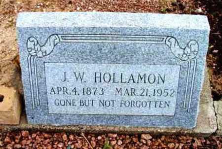 HOLLAMON, JOHN WILLIAM - Yavapai County, Arizona   JOHN WILLIAM HOLLAMON - Arizona Gravestone Photos