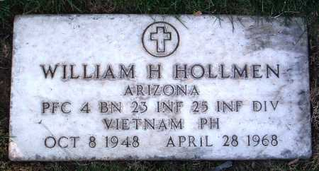 HOLLMEN, WILLIAM H. - Yavapai County, Arizona   WILLIAM H. HOLLMEN - Arizona Gravestone Photos