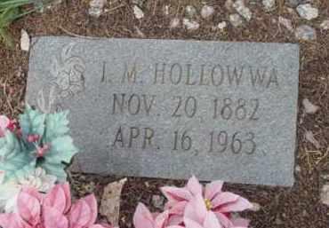 HOLLOWWA, ISAAC MORGAN - Yavapai County, Arizona | ISAAC MORGAN HOLLOWWA - Arizona Gravestone Photos