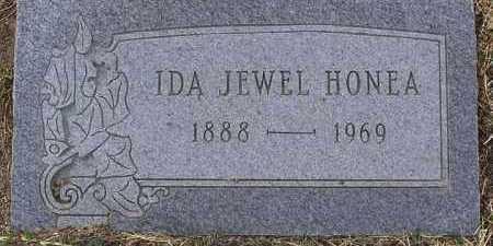 HONEA, IDA JEWEL - Yavapai County, Arizona   IDA JEWEL HONEA - Arizona Gravestone Photos